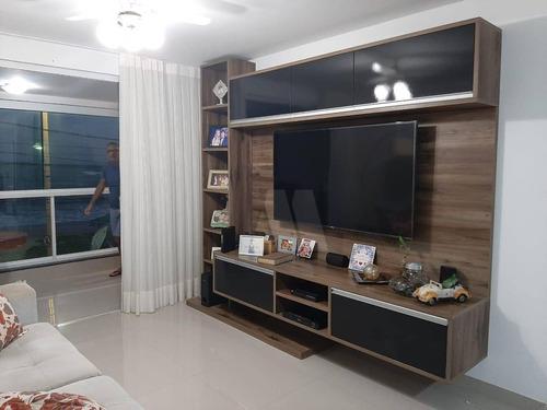 Imagem 1 de 15 de Apartamento Com 3 Dormitórios À Venda, 110 M² Por R$ 750.000,00 - Cavaleiros - Macaé/rj - Ap0132