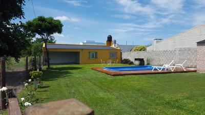 Quinta En Gualeguay Para 4 Personas!