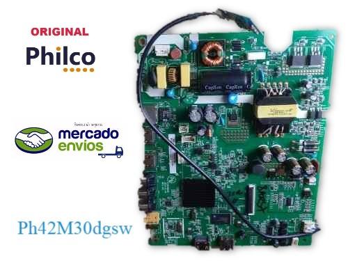 Placa Principal Tv Philco Ph42m30dgsw Led - Philco