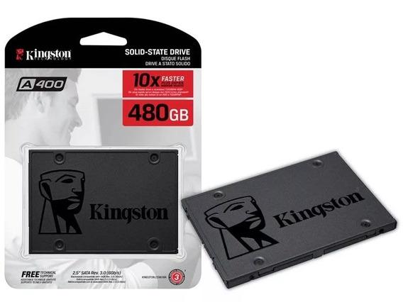 Ssd Kingston A400/ 480gb