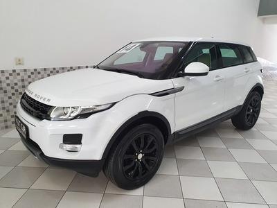 Land Rover Range Rover Evoque Pure Tech 2.0 4wd 2014 Branco