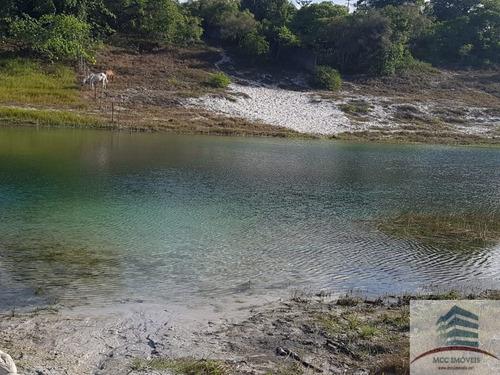 Terreno 13ha Entre A Lagoa Do Bonfim E A Lagoa Redonda.