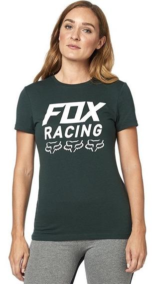 Playera Fox Ss Overdrive Para Mujer
