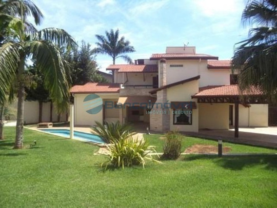 Casa Para Venda Em Paulínia - Ca02168 - 34410656