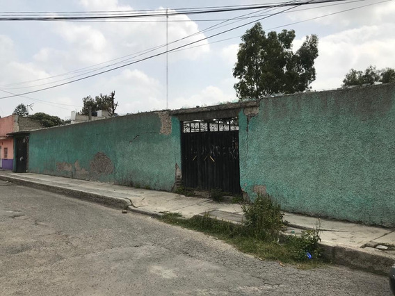 Venta De Terreno En Emiliano Zapata, Ecatepec De Morelos