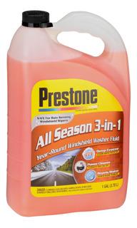 Liquido Limpiador Para Parabrisas Prestone Deluxe