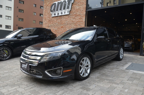 Ford Fusion 3.0 Sel Awd V6 24v Blindado