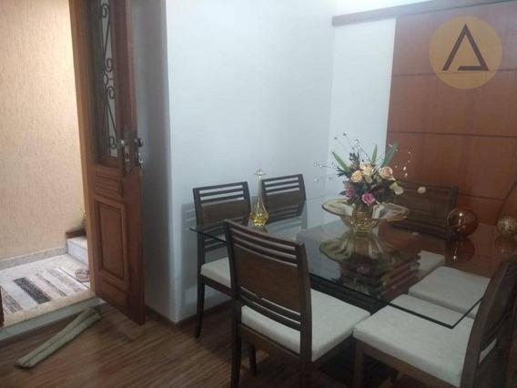 Sobrado Com 3 Dormitórios À Venda, 267 M² Por R$ 480.000 - Visconde De Araújo - Macaé/rj - So0006