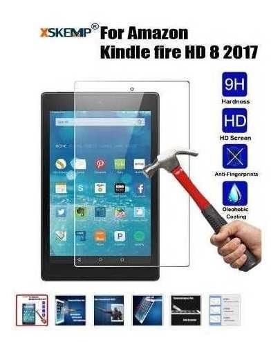 Pelicula De Vidro Kindle Fire Hd 8 Cod. 136