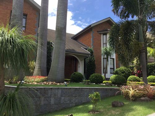 Imagem 1 de 30 de Casa À Venda No Bairro Chácara Flora - Valinhos/sp - 287