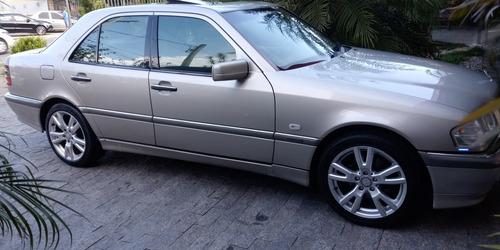 Mercedes-benz Classe C 1998 2.4 Elegance 4p
