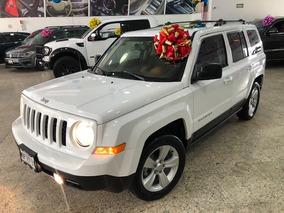 Jeep Patriot Limited 2014 Fac De Agencia Servicios Agencia!!