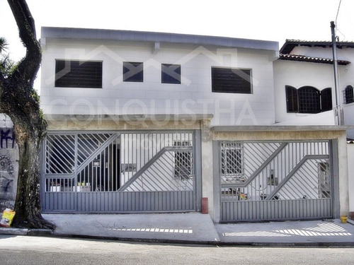 Imagem 1 de 15 de Sobrado - Vila Caminho Do Mar - Ref: 226 - V-993