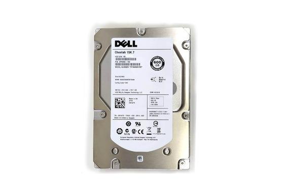 Hd Dell 600gb W347k 15k7 St3600057ss Sas Zero Hora R720 R710 R410 T410 T420 C/ Nf