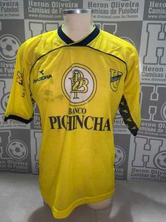 Camisa Usada Em Jogo Do Universidad Catolica Do Equador