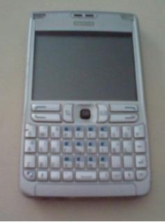 Nokia E62 Gsm Prata - Para Aproveitar Pecas