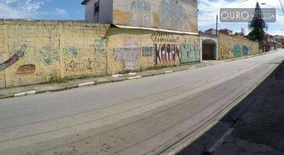 Terreno Para Alugar, 2230 M² Por R$ 20.000/mês - Vila Ema - Te 190402dn - Te0122