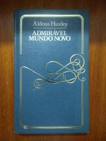 Livro Admiravél Mundo Novo (capa Dura)