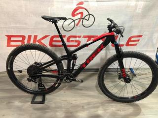 Bicicleta Trek Fuel Ex 9.7 Carbón 29 T-18.5 Año 2018