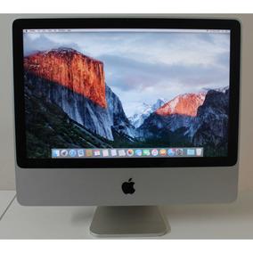 iMac Mb324ll/a 20 Intel Core 2 Duo 2.66ghz 4gb Hd-500gb