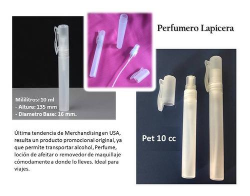 Imagen 1 de 2 de Envase Spray Lapicera 10 Ml X20