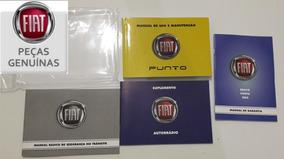 Manual Do Fiat Punto 2014/16 Novo E Original