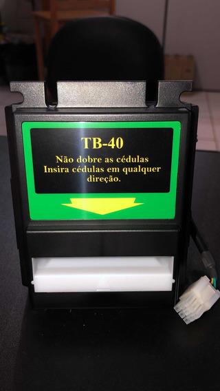 Noteiro Tb40 Bv20 Para Maquinas Jukebox 02 Unid.
