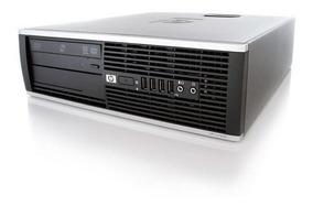 Desktop Hp Compaq 6000 Pro At491av#239 C/ Nota Fiscal