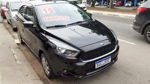 Ford Ka 1.0 Ti-vct Flex Se Plus Manual 2014/2015