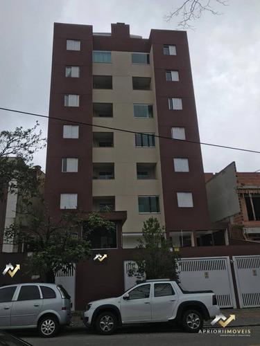Cobertura Com 2 Dormitórios À Venda, 124 M² Por R$ 510.000 - Paraíso - Santo André/sp - Co0532