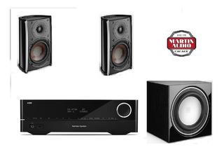 Sistema Audio Home 2.1 Dali Harman Kardon