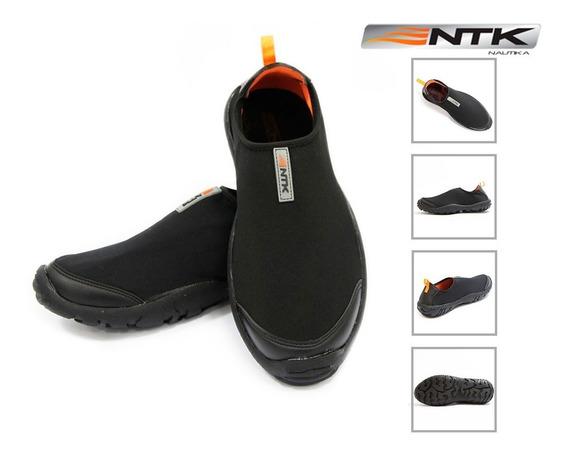 Tênis Híbrido Sapatilha Trilha Jet Stand-up Neoprene Ntk
