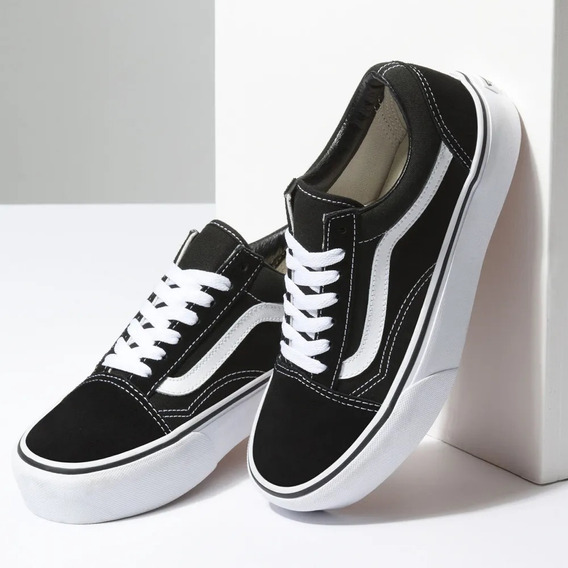 Tênis Vans Old Skool Plataforma Original I Star Point