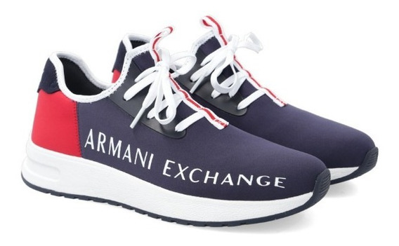 Tênis Armani Multi Colored