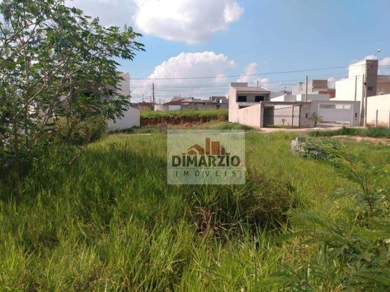 Terreno À Venda, 150 M² Por R$ 115.000 - Jardim Boer Ii - Americana/sp - Te0383
