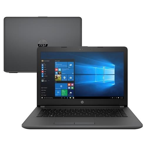 Notebook Hp 246 G6 I3-7020u 8gb Hd 500gb + Ssd 120 Gb 14