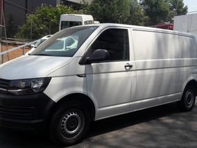 Volkswagen Transporter 2.0 Cargo Van Std Tdi Blanca 2016