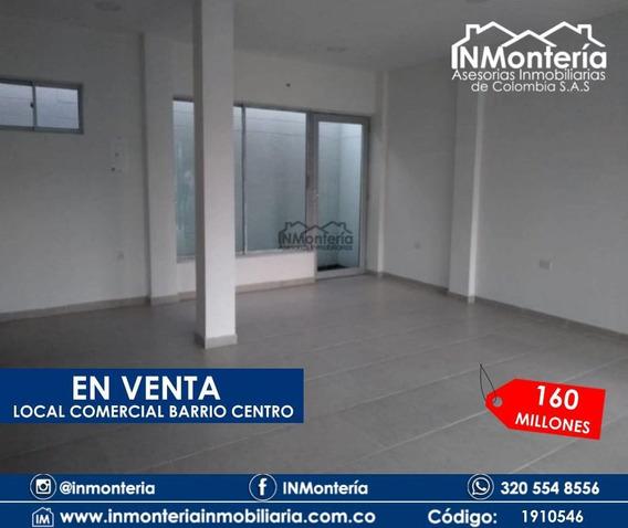 Local En Venta Y Alquiler Barrio Centro