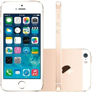 iPhone 5s Dourado 16gb
