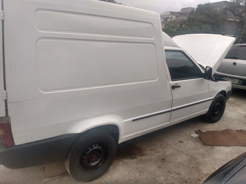 Fiat Fiorino 2007 1.3 Flex 4p