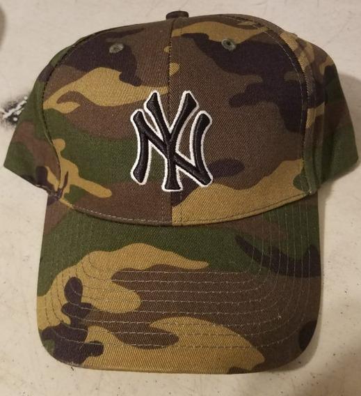 Gorra Yankees Unitalla Camuflajeado - Blakhelmet E