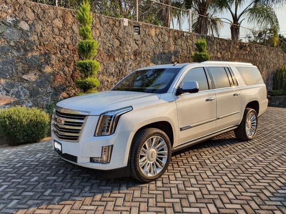 Camioneta Blindada Cadillac Escalade 2016 Nivel 3