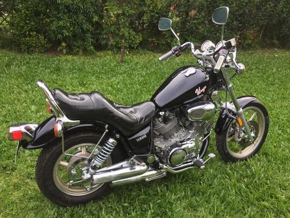 Yamaha Xv 750cc