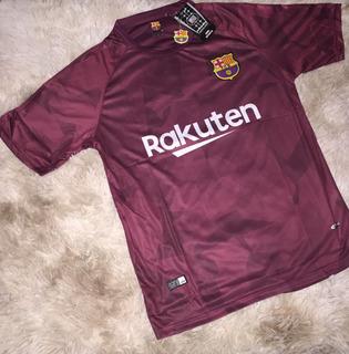 Camisa Do Time Barcelona