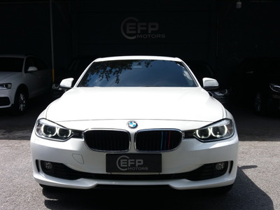 Bmw 320i 2015 2.0 Gp Branco Turbo Active Flex Automatica