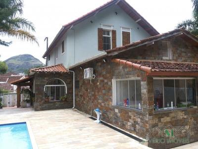 Casa- Petrópolis, Centro - 1593