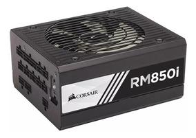 Fonte Rm850i 80plus Gold - Cp-9020083ww Corsair Atx 850w