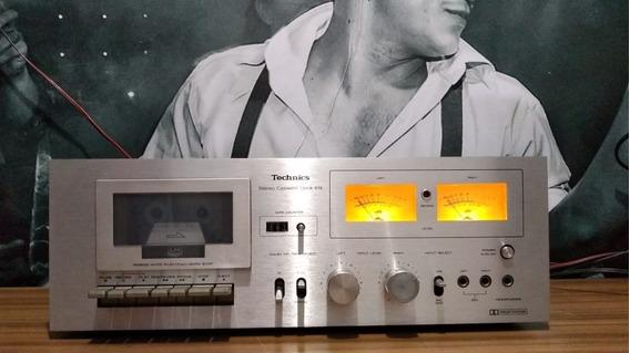 Technics Tape Deck Rs-614