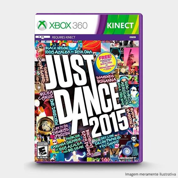 Just Dance 2015 - Original Lacrado Para Xbox 360
