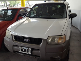 Ford Escape Xlt 4x4 3.0 V6 - Unica